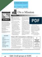 Newsletter - October 14th