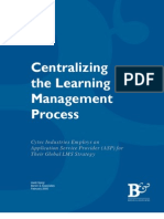 CentralizingtheLearningProc(3)