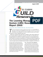 LMS Report
