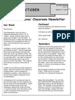 kindergartennewsletter10-17-11
