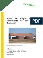 Biodigstor HIDROLIZADO