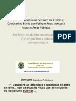 Falsos Condomínios em Camaçari & Lauro de Freitas, Bahia- Brasil - Powerpoint