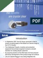 Ice Camera Range Overview Presentation English