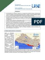 Informe de situación 3-Depresión Tropical 12E