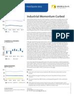Boston_Q3Industrial Market Trends
