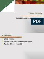 ClassTesting