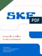 MARGARET-SKF Fallas en Rodamientos
