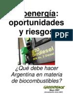 Bioenerg a des y Ri