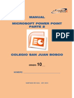 Capitulo 2 de Power Point 2007 (2011-12)