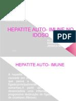 Hepatite Auto Imune No Idoso