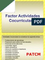 Factor Actividades