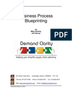 Business Process Blueprinting