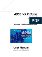 User Manual a 955