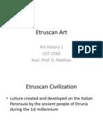 Etruscan Art
