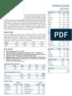 Market Outlook 17th October 2011