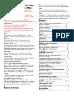 Manual del programa Servicios de Miembros y Líderes