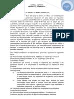 Resumen Seccion 29 Impuesto a Las Ganancias