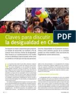 Claves Para Discutir La Desigualdad en Chile