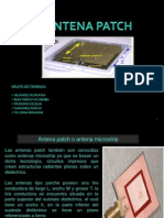 Antena Patch Presentacion