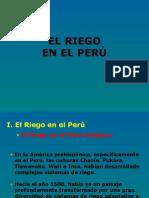 Experiencias en Riego por Aspersion en la Sierra - Ing. Duber Quintanilla