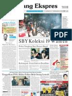 Koran Padang Ekspres | Senin, 17 Oktober 2011
