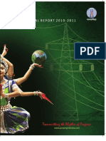 Powergrid Annual Report - 2010-11