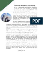 Qué es la contaminación atmosférica y como se mide