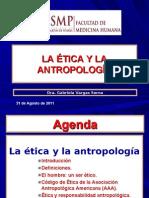 5 Quinta Clase Etica y Antropologia 31ago11