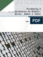 Pirataria - mitos e fatos - Apresentação Oona Castro FISL