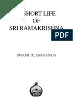 A Short Life of Sri Ramakrishna