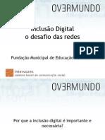 Inclusão Digital - Fundação Niterói