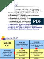 matrices FODA y BCG y ejercicios