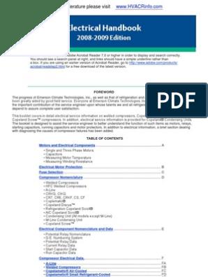 208-230V COPELAND AFJ31C2E-CFV-901 1//3 HP EXTENDED MED-TEMP REFRIG COMPRESSOR