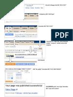 Cara Membuat Halaman Pada Template Toko Online Blogspot