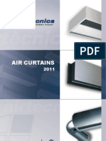 Air Curtains Catalogue 2011