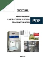 Proposal kultur jaringan smansago