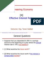 1780[4] Effective Interest Rates