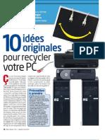 Recycler Vieux pc