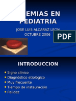 30-10 y 31-10 Anemias