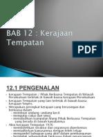 Pengajian Am Bab12