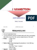 Coass v-Neck Dissection