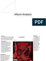 Album Analysis