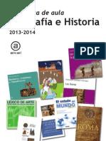 Biblioteca de aula de Arte, Geografía e Historia
