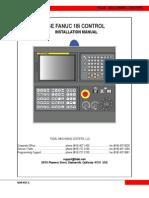 GE Fanuc 18i Installation Manual