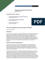 patogenesis del VIH