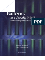 Cadex Electronics - Batteries in a Portable World
