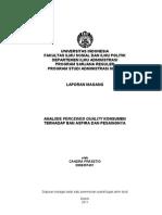 Candra Prasetio (0806397401)