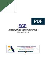Sistema de Gestión por Procesos, Publicación