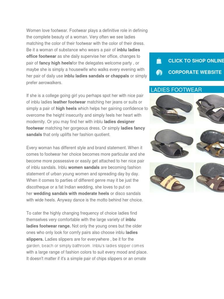 ea98525cb6cd24 Women Love Footwear