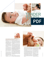 Baby Massage - Tender Touch PDF